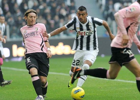 Palermo_Juventus_Vidal