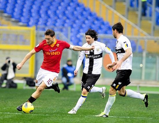 Parma_Roma_lancio