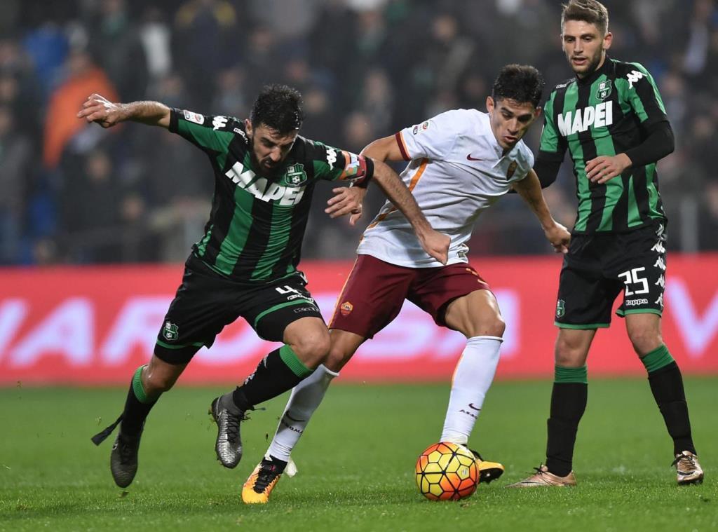 73f79dcb4a Diretta/ Roma-Sassuolo (risultato finale 3-1) info streaming video e tv:  accorcia Babacar