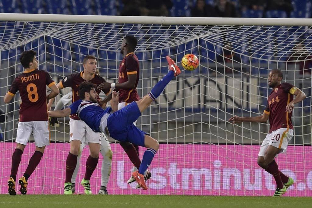 RomaSampdoria2016
