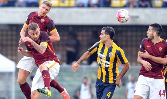 DIRETTA / Roma-Verona (risultato finale 1-1) info ...