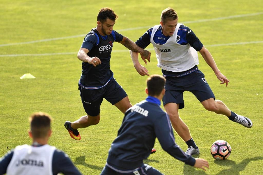 Sampdoria_allenamento2016