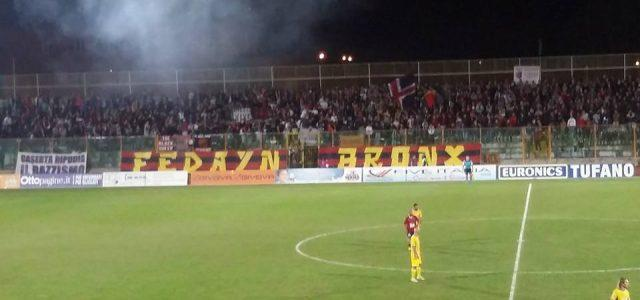 TifoCasertana2015