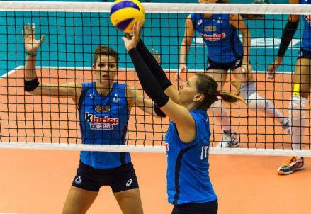 VolleyF_allenamento