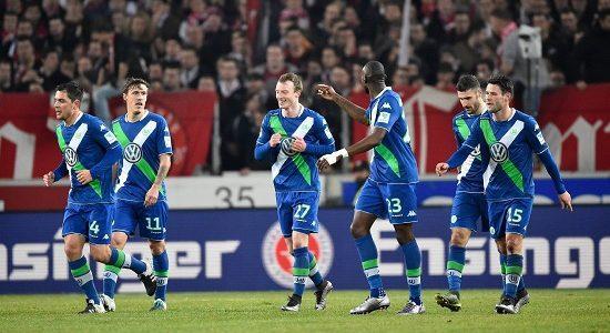 Wolfsburg Gent Live