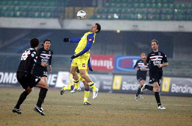 chievo-sampdoria - photo #14