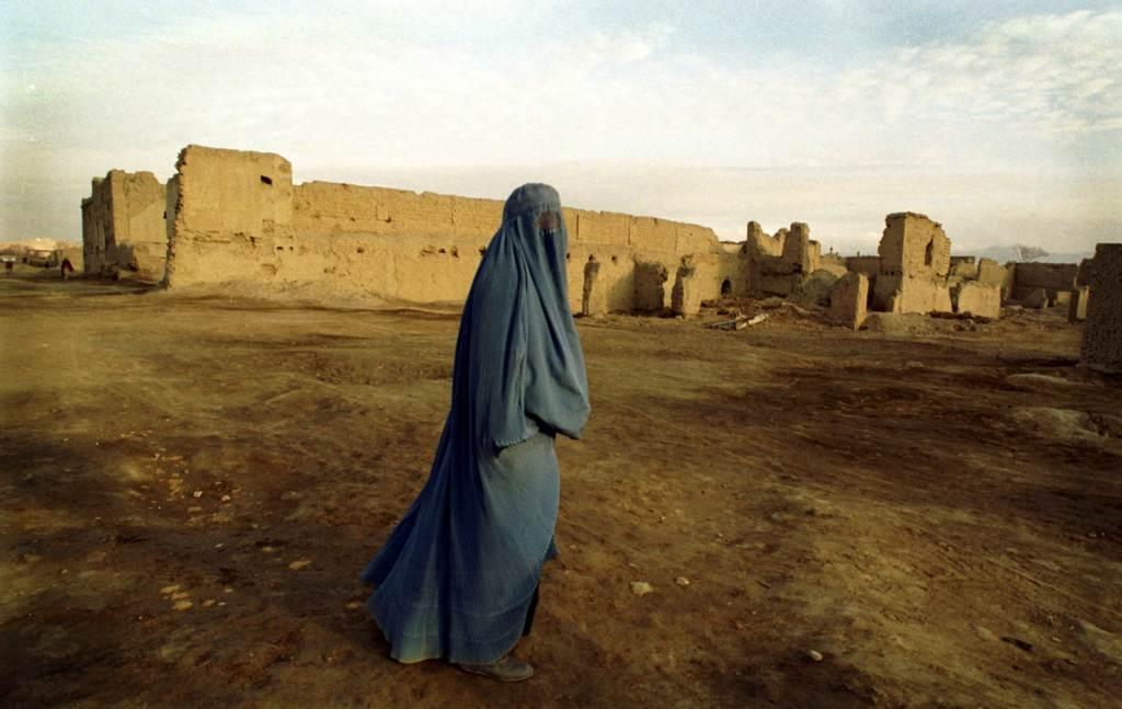 donna-afghanistan