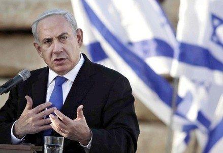 israele_netanyahu_bandiereR400