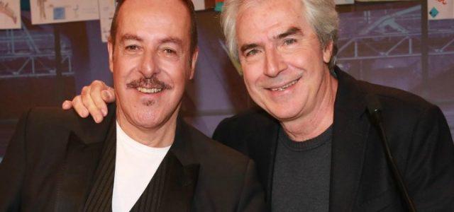Tullio Solenghi e Massimo Lopez
