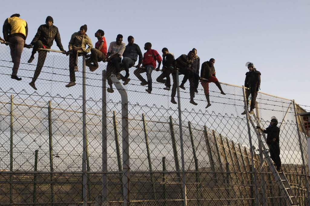migranti-Ceuta