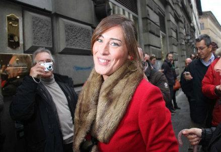 TWITTER Maria Elena Boschi (Pd) e la pelliccia: vera o finta?
