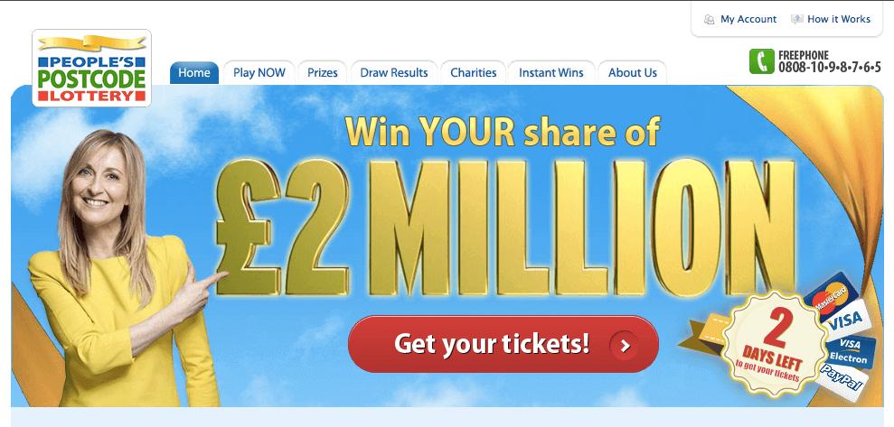 postcode-lottery