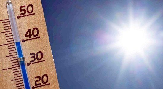 soletermperatura