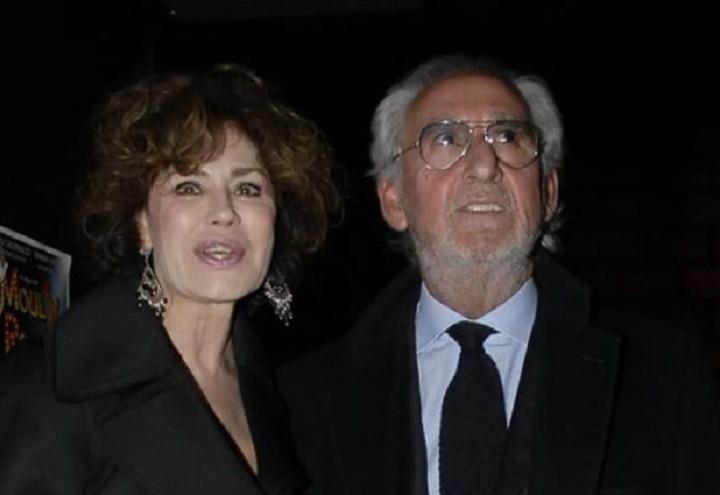 Beppe Ercole e Corinne Clery