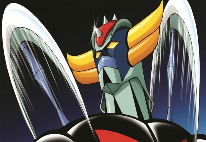 Goldrake compie anni il cartone animato giapponese le