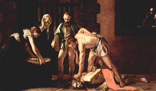 martirio-giovanni-battista-caravaggio