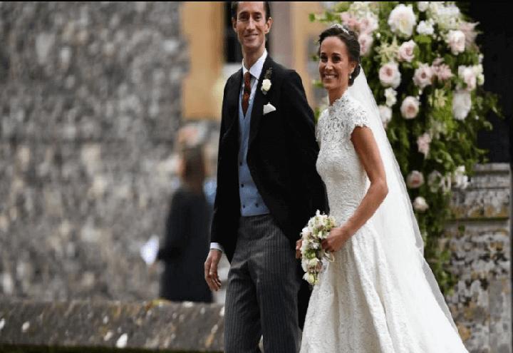 00cbf0227edd Pippa Middleton oggi si sposa con James Matthews magnate della finanza.  Spese pazze per il matrimonio dell anno  Per le nozze non si è badato a  spese