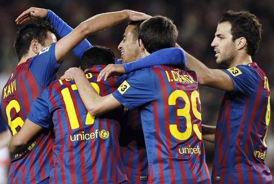 Barcellona_Spartak