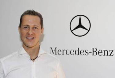 Schumacher_MercedesR375