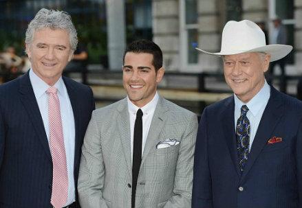 infophoto_Patrick_Duffy_Jesse_Metcalf_and_Larry_Hagman__dallas