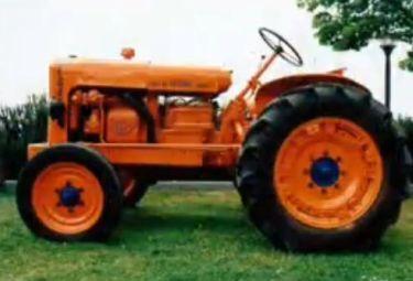 trattoreR375