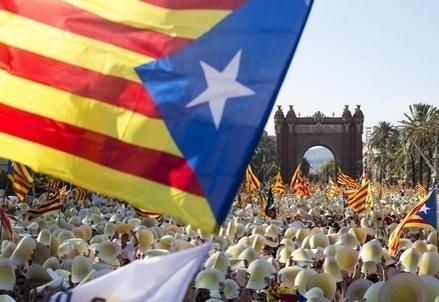 Bandiera della Catalogna