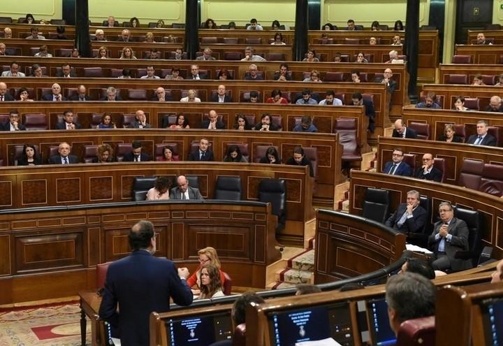 Congreso_Camera_Spagna_Lapresse