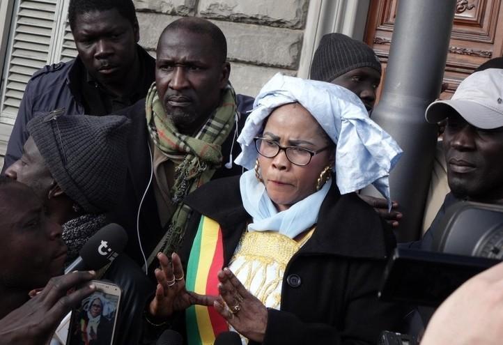 immigrati_senegalesi_manifestazione_firenze_lapresse_2018