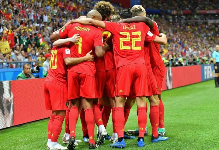 Belgio gruppo qualificazioni