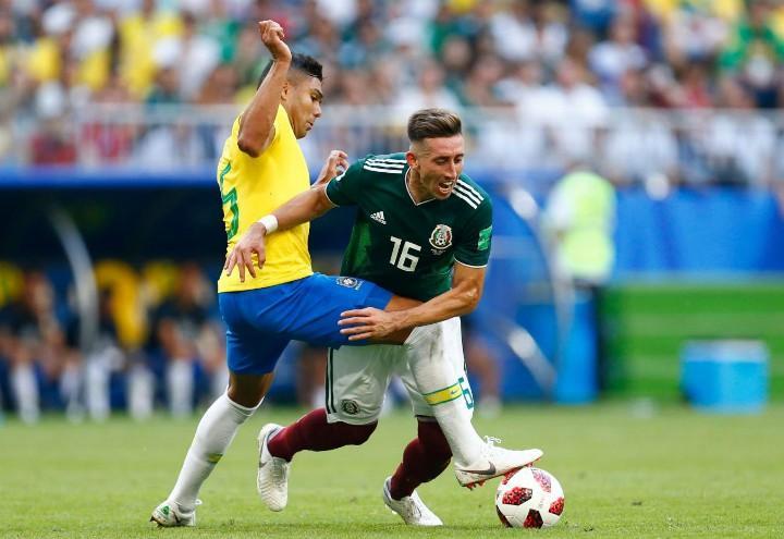 Hector Herrera Milan