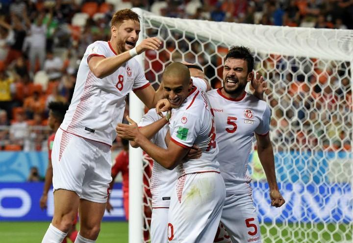 Khazri gol Tunisia