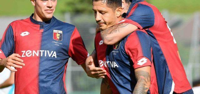 Lapadula_Genoa_gol_amichevole_lapresse_2018