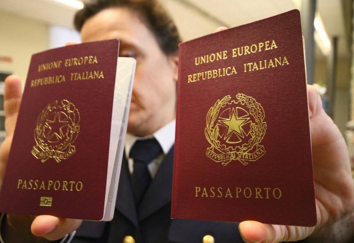 Passaporto_Italia_Lapresse