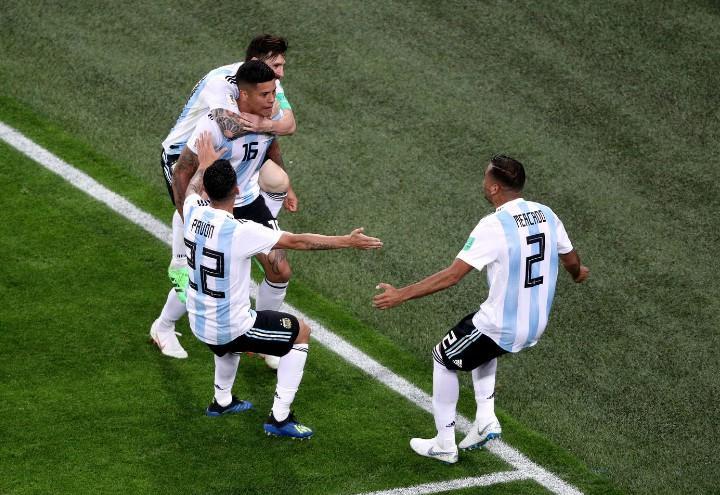DIRETTA/ Argentina Cile (risultato finale 2-1) streaming DAZN ...
