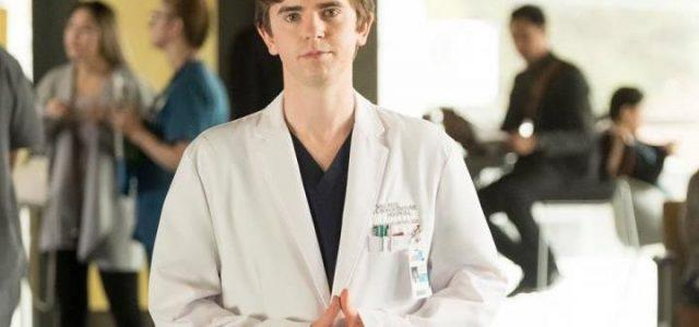 The Good Doctor Freddie Highmore Facebook 2018