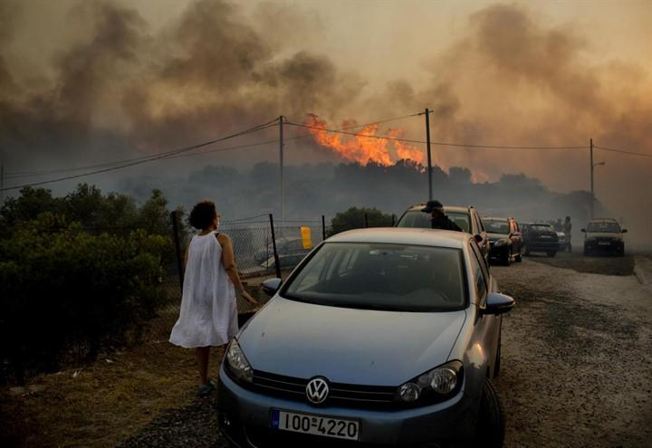incendio_2018_atene_grecia_lapresse