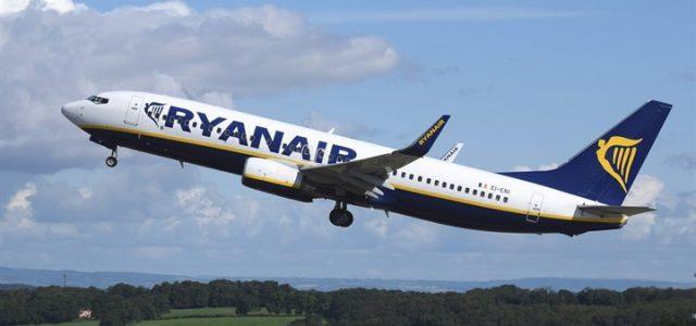 Ryanair, immagine di repertorio