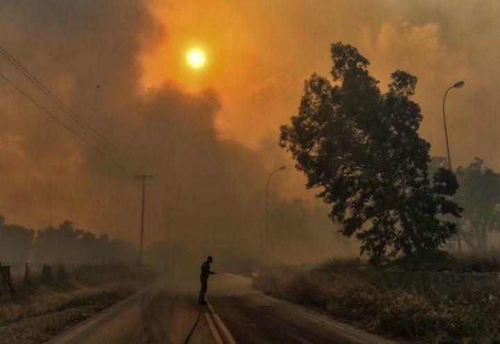 Incendi-in-Grecia