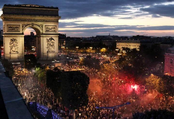 francia_parigi_arco_trionfo_champs_elysee_mondiali_lapresse_2018