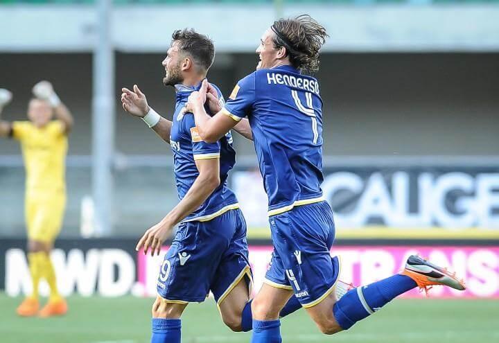 Almici_Henderson_Verona_gol_lapresse_2018