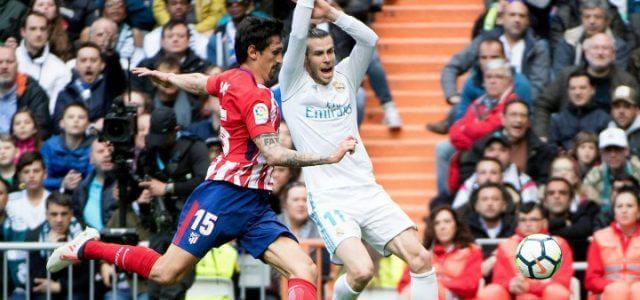 Bale Savic Real Atletico