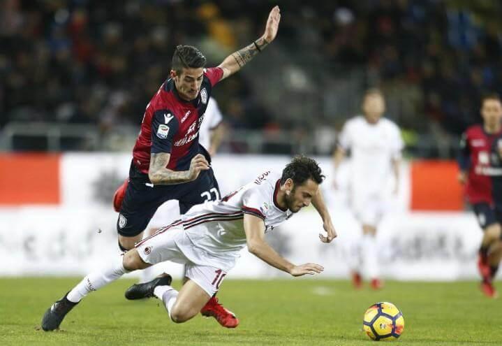 Calhanoglu_Deiola_Milan_Cagliari_lapresse_2018