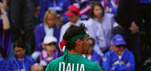 Fognini Italia Davis Atp Cup