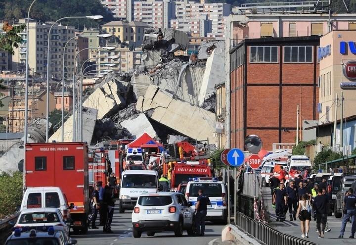 Genova_Ponte_Morandi_Macerie_Lapresse
