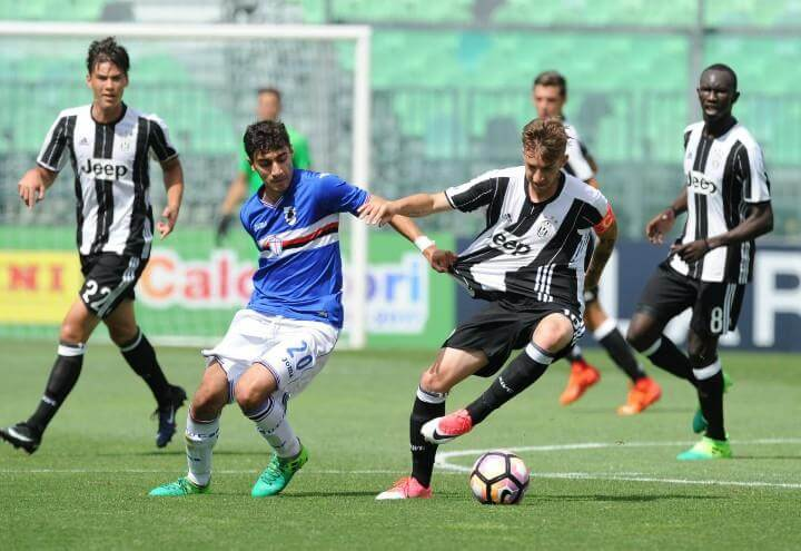 Juventus Sampdoria Primavera