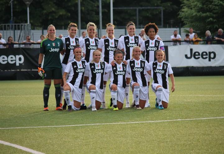 Juventus_Women_donne_schierata_lapresse_2018