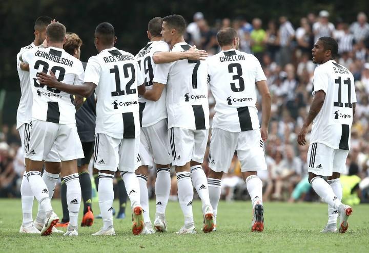 Juventus gruppo Villar Perosa