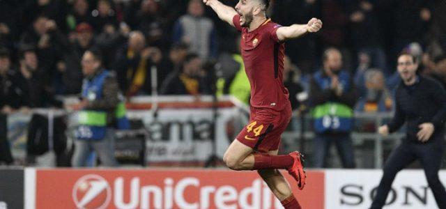 Manolas gol gioia Roma