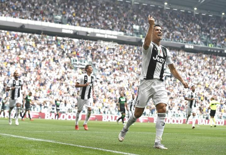 Ronaldo_Juventus_gol_Sassuolo_lapresse_2018