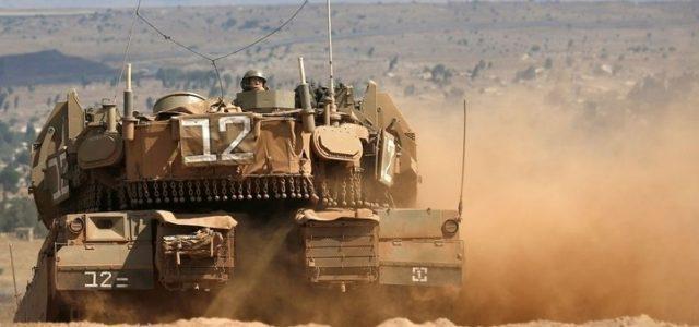 israele_guerra_tank_alture_golan_lapresse_2018
